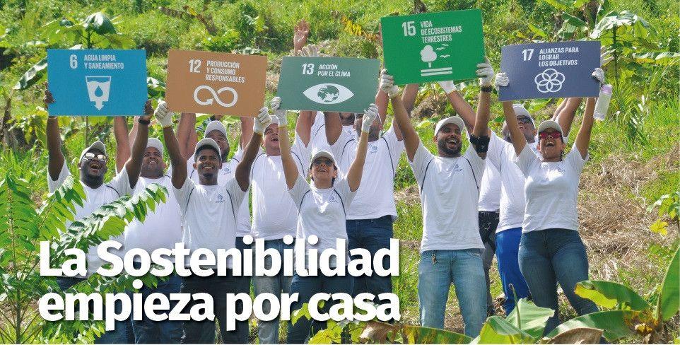 La Sostenibilidad empieza por casa: Grupo Universal gestiona su RSE a partir de los objetivos de desarrollo sostenible