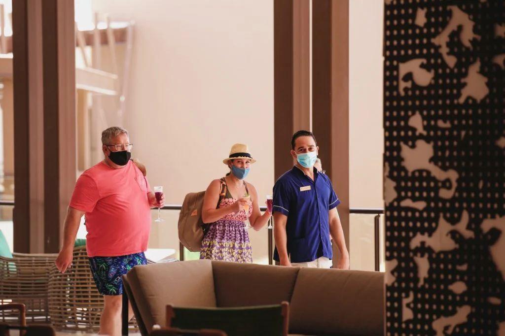 <p>Hyatt reabre sus dos hoteles en Punta Cana</p>
