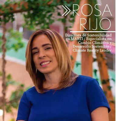 Rosa Rijo    Sostenibilidad: un terreno para desarrollarse
