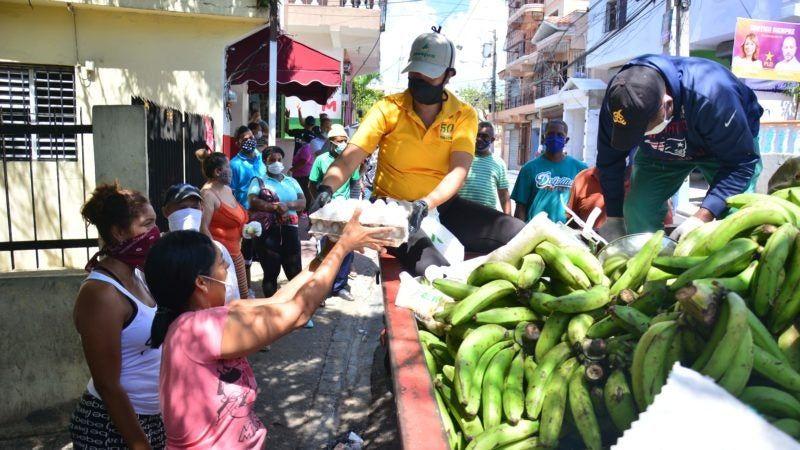 COVID-19: Bodegas Móviles del INESPRE llevan productos a bajo costos a sectores populares durante cuarentena