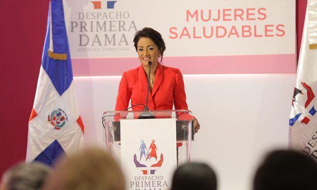 <p>Despacho de la Primera Dama resalta impacto de programas</p>