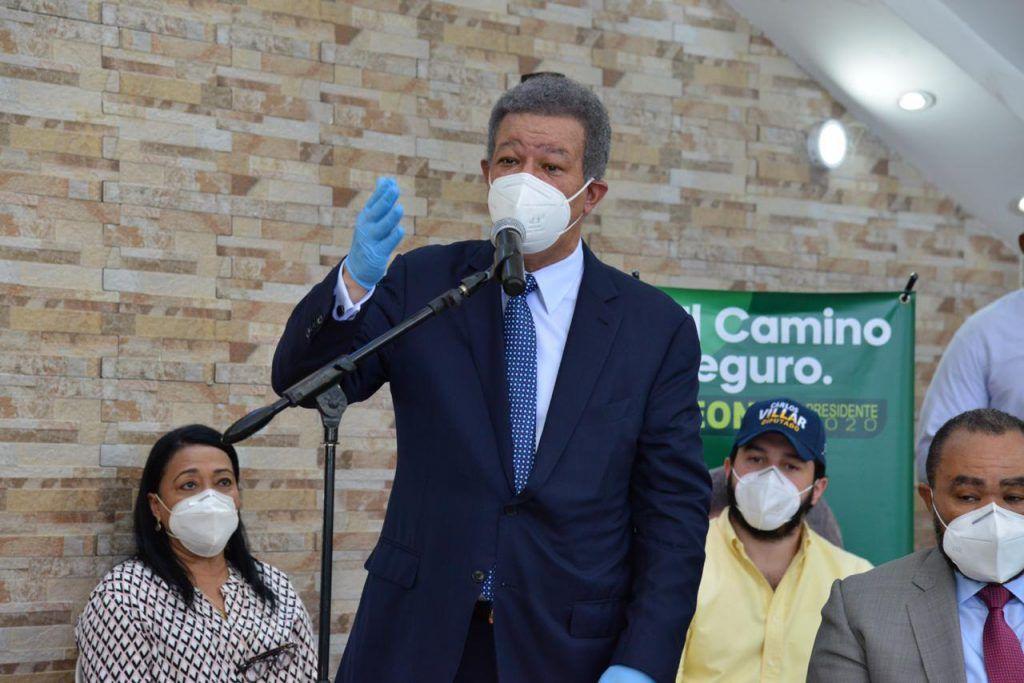 Leonel Fernández plantea que no hace falta nueva prórroga del estado de emergencia
