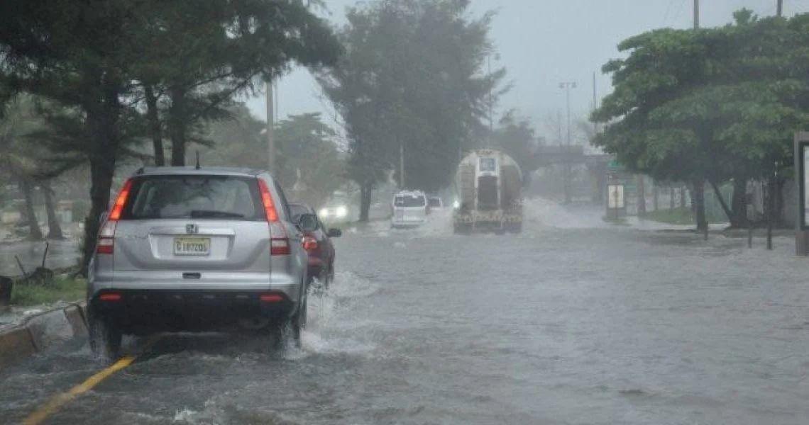 <p>Onamet alerta en siete provincias por lluvias que se registrar&iacute;an a partir de horas de la tarde</p>