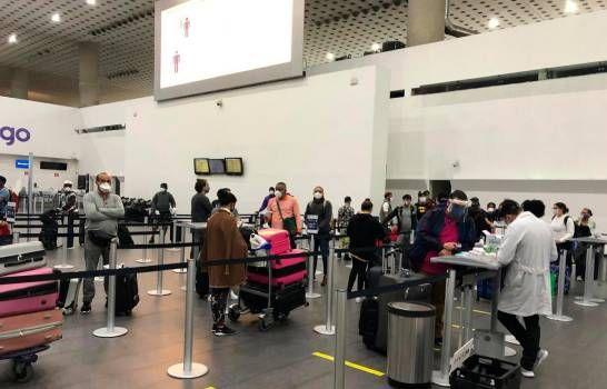 Cancillería trae al país 125 dominicanos varados por coronavirus