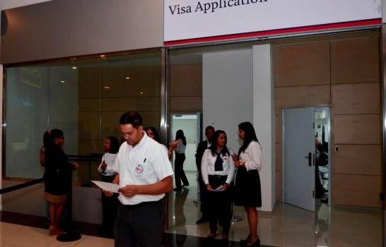 <h1>Reabrir&aacute;n el 15 de junio centro de visado de EE.UU. solo para visas de paseo</h1>  <ul> </ul>