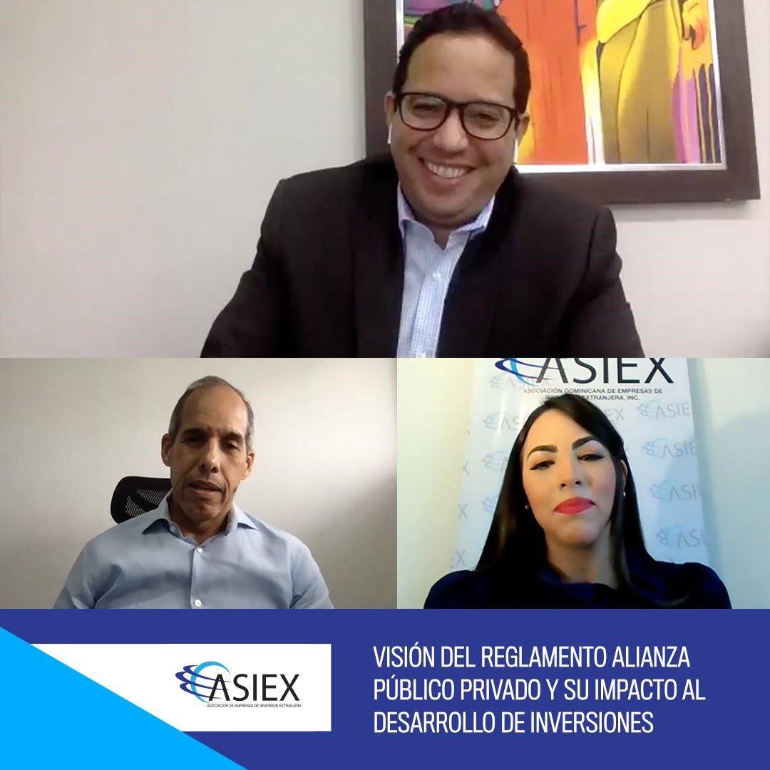 <p><strong>ASIEX Y LA DIRECCI&Oacute;N GENERAL DE ALIANZAS P&Uacute;BLICO PRIVADAS EVALUAN OPORTUNIDADES PARA FOMENTAR INVERSIONES</strong></p>