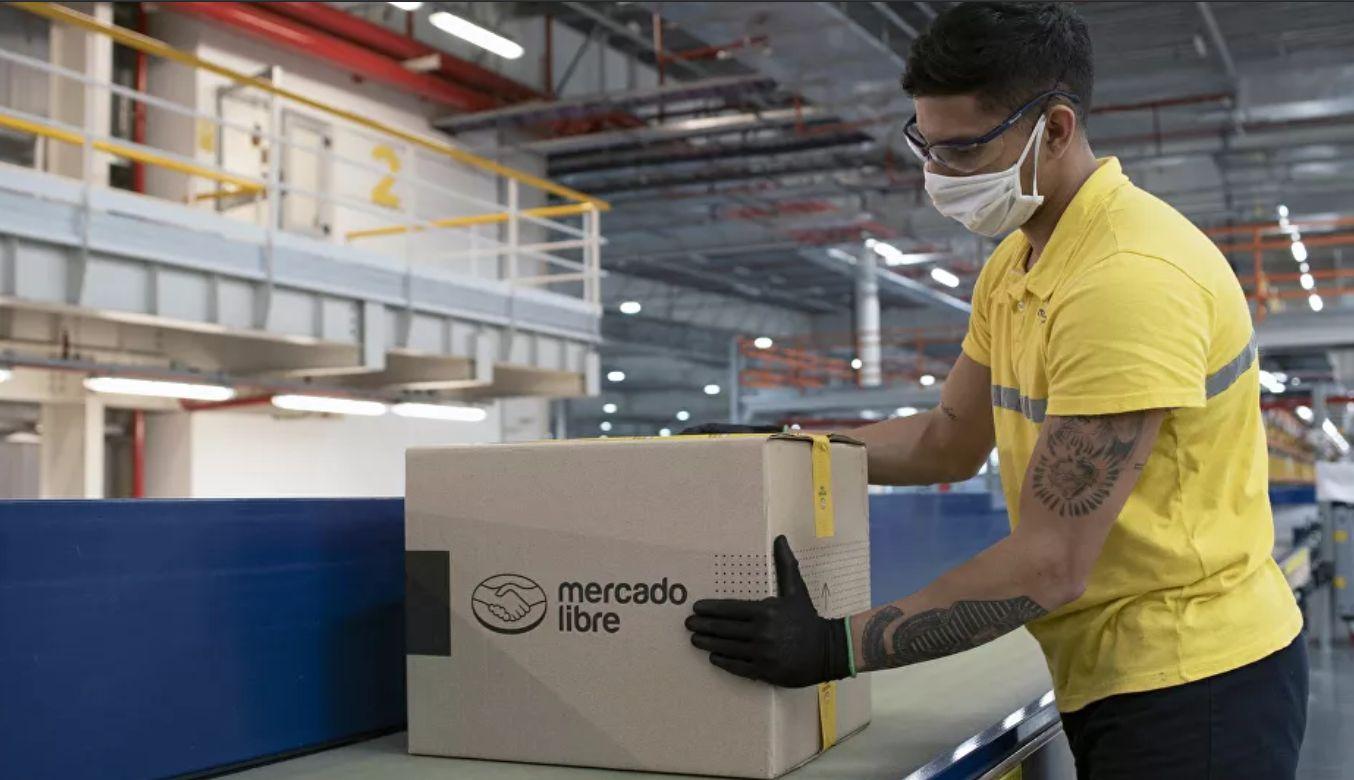 <p>Mercado Libre, el gigante latino de e-commerce y fintech que gana por la pandemia</p>