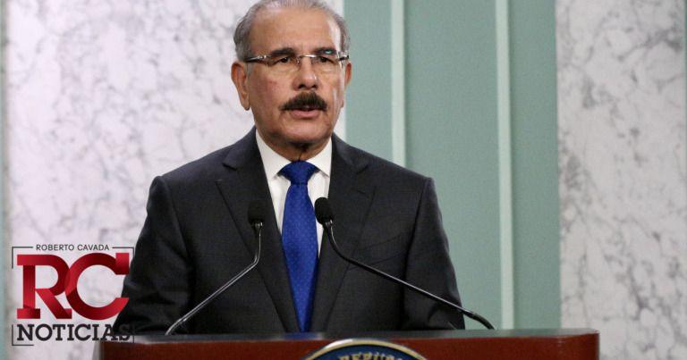 Danilo solicita prorrogar 25 días más el Estado de Emergencia