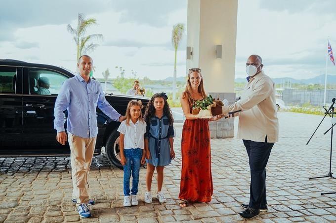 <p>Dreams Macao Beach Punta Cana vuelve abrir sus puertas</p>