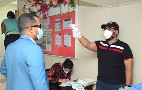 PROINDUSTRIA inicia labores bajo medidas de prevención ante el COVID-19