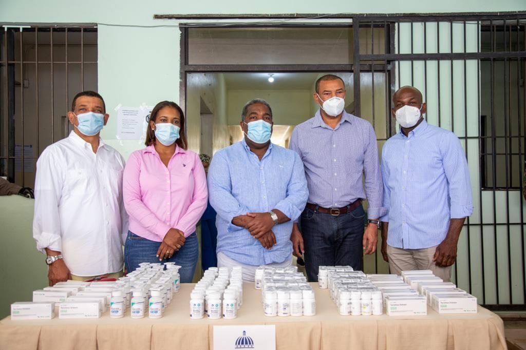 <p><strong>Gabinete de Pol&iacute;tica Social canaliza auxilio para los m&aacute;s necesitados en El Seibo</strong></p>