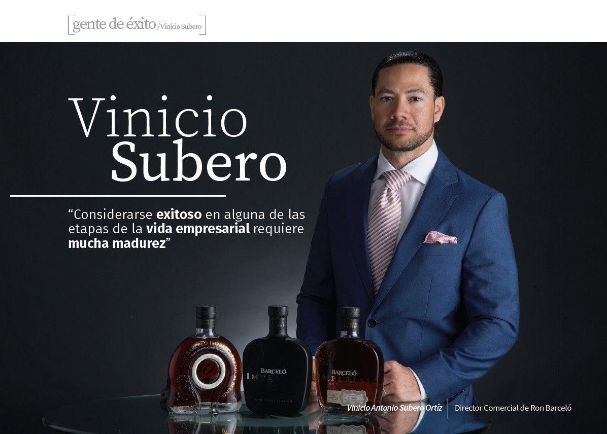 Gente de Éxito: Vinicio Subero