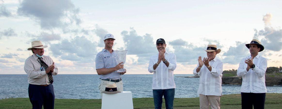 <p>Hudson Swafford gana la 3era edici&oacute;n del Corales Puntacana Resort&nbsp;&amp; Club Championship PGA Tour&nbsp;</p>