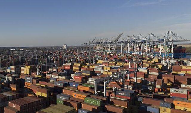 El Puerto de Savannah registra 10 meses consecutivos de crecimiento interanual favorable