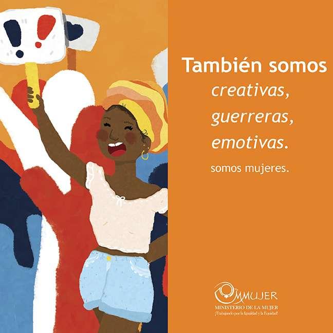 """""""También Somos"""" y """"Conoce Tus Derechos"""", nuevas campañas del MMujer que resaltan los valores y cualidades de las mujeres"""