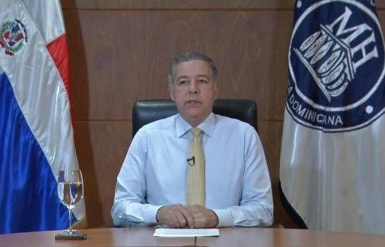 Hacienda asegura que hay recursos suficientes para atender la crisis por 60 días