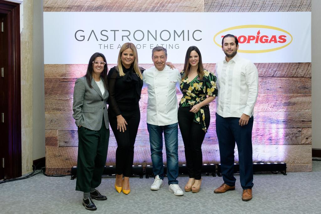 Tropigas Dominicana ofrece un encuentro exclusivo con el chef Joan Roca
