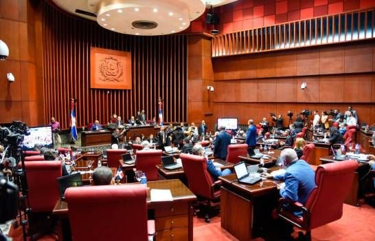<p>Senado recibe y aprueba proyecto de modificaci&oacute;n presupuestaria en menos de 24 horas</p>