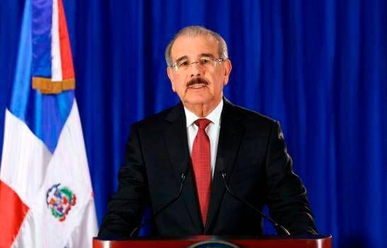 El presidente Danilo Medina se dirige hoy viernes a la nación