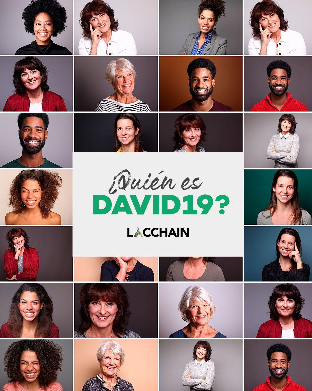 Nace DAVID19: una tecnología para sumar millones de héroes frente a la COVID-19 de manera anónima