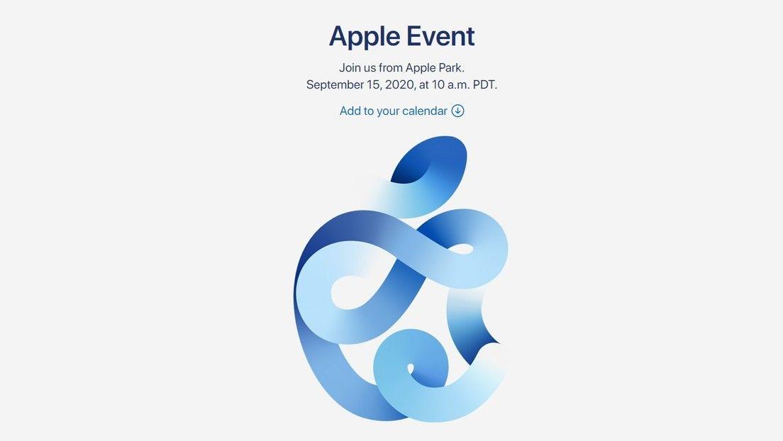 <p>Apple anuncia el evento de sus nuevos productos con realidad aumentada y una pista de lo que vendr&aacute;</p>