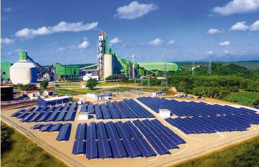 Un futuro sostenible para la industria del cemento en República Dominicana