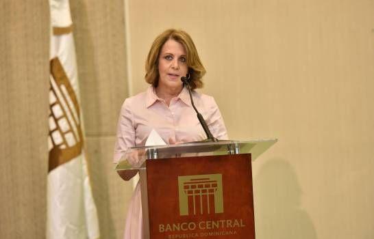 <p>Clarissa de la Rocha ser&aacute; la vicegobernadora del Banco Central</p>