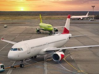 <p>Identifican a 21 aeropuertos internacionales que est&aacute;n a distancia promedio de 19KM uno de otro</p>