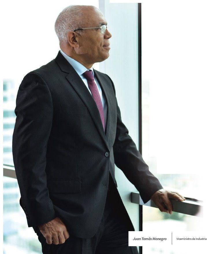 Juan Tomás Monegro: Un país es como una gran empresa
