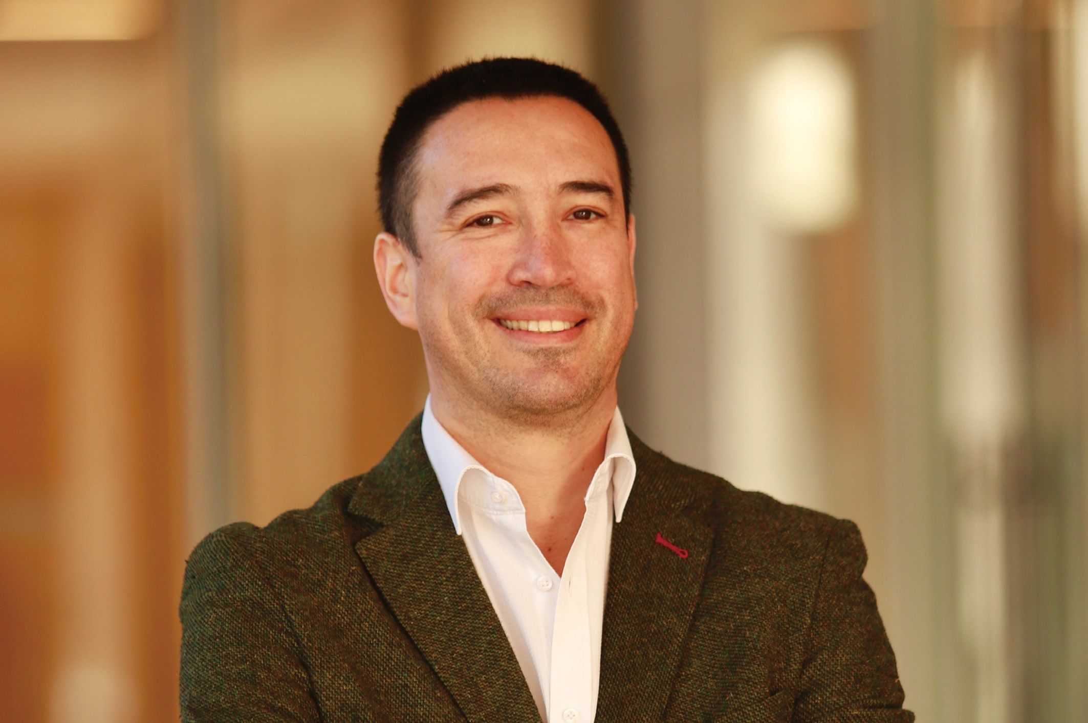 INTERVIEW Daniel Martinez Pereira Co- Founder y Chief Innovation Officer