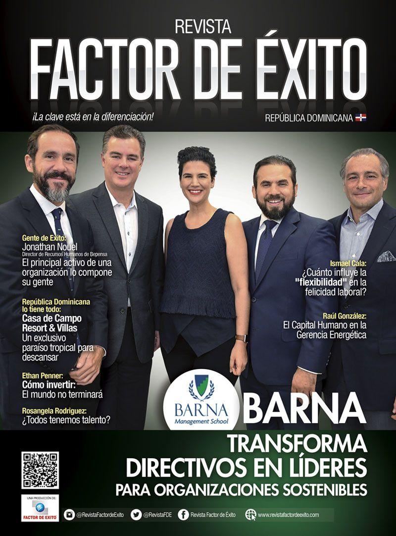 Barna transforma directivos en líderes para organizaciones sostenibles