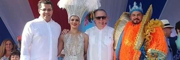 Desborde de colorido y entusiasmo en el Desfile Nacional de Carnaval Dominicano 2019