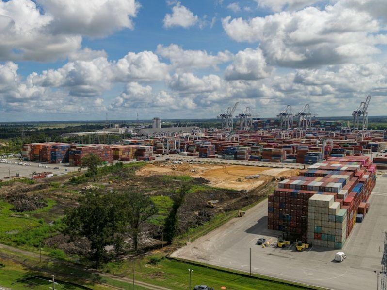 Puerto de Savannah de EE.UU. añadirá 1,6 millones de TEUs de capacidad con una inversión de US$34 millones
