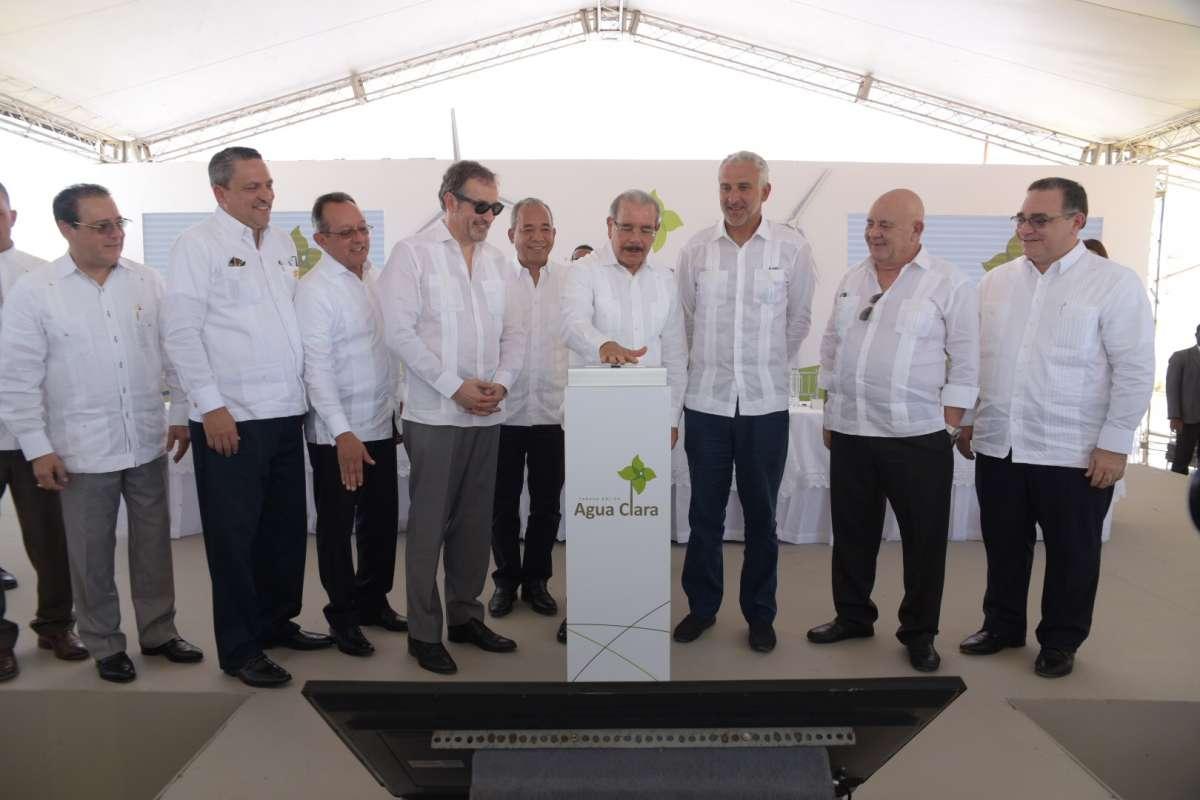 Parque Eólico Agua Clara entra al SENI para aportar 170 mil MWh al año