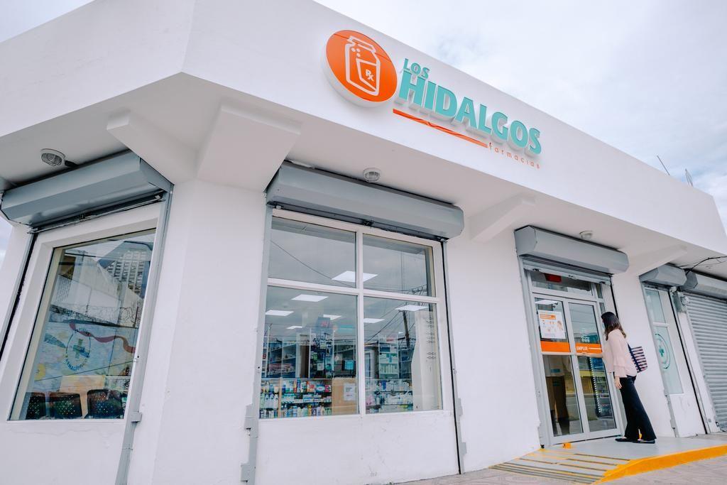 <p><strong>Farmacia Los Hidalgos presenta nuevas sucursales</strong></p>