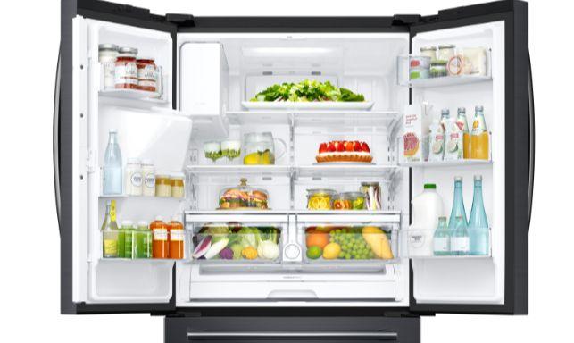 Su refrigerador Samsung Flex se adapta a su estilo de viday a su cocina