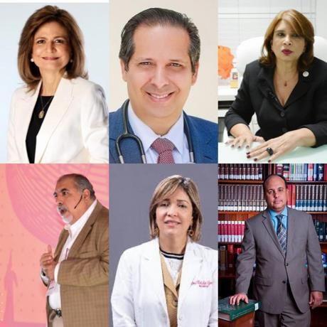 <p>&iquest;Qui&eacute;nes integran el Gabinete de Salud designado por el presidente electo Luis Abinader?</p>
