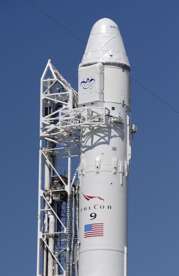 Todo listo para la Demo-2, un paso más en la reconquista espacial de EEUU