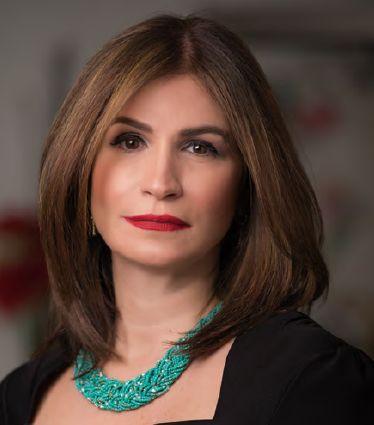 "Circe Almánzar Melgen:        ""Visión Femenina junto a la masculina agregan valor a las empresas"""