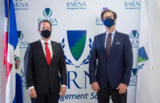 <p>Scotiabank y Barna renuevan alianza para impulsar el desarrollo de clientes Pymes</p>