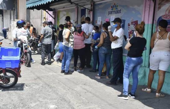 Comerciantes de la provincia Duarte denuncian desabastecimiento de alimentos
