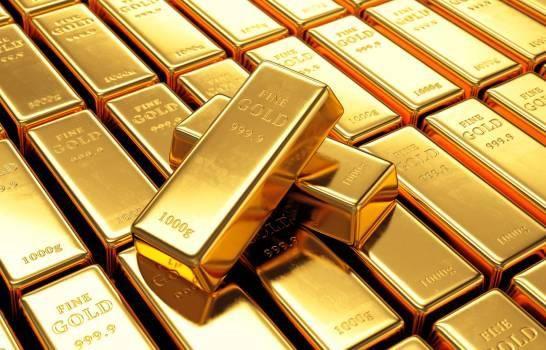 <p>El precio del oro alcanza su nivel m&aacute;s alto desde octubre de 2012</p>
