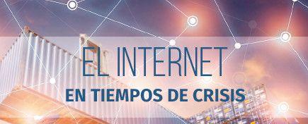 El internet En tiempos de crisis