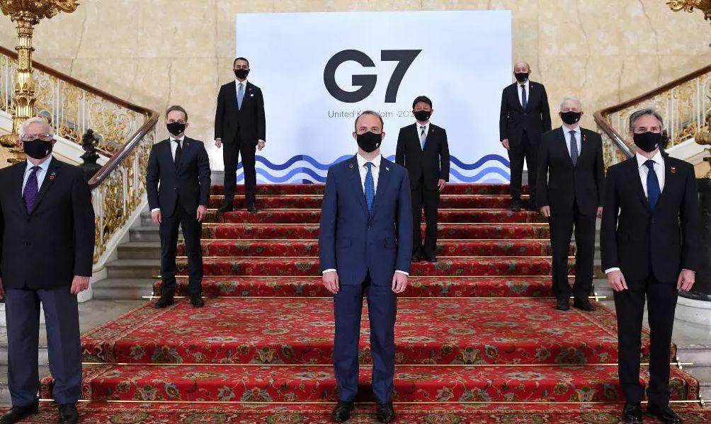 G7 propondrá impuesto global que evite transferencias de ganancias al extranjero