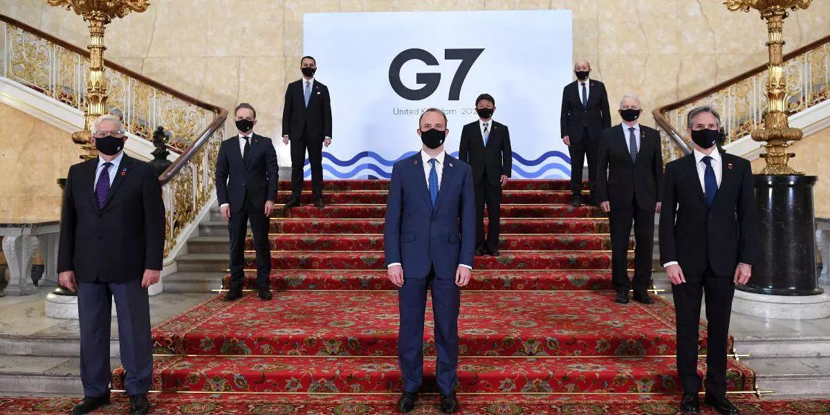 <h2>G7 propondrá impuesto global que evite transferencias de ganancias al extranjero</h2>