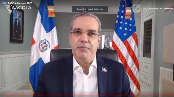 <p>Presidente Abinader: &ldquo;Es momento de invertir en Rep&uacute;blica Dominicana&rdquo;</p>