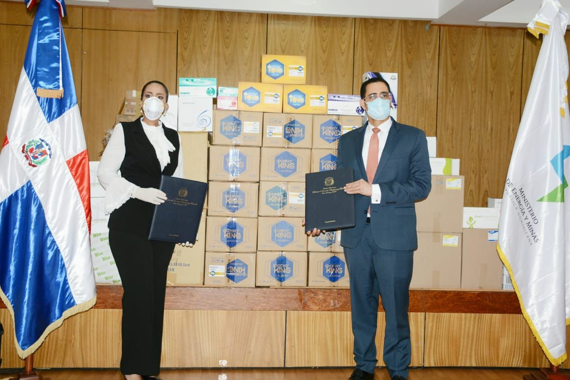 Gobierno dominicano recibe tercera donación de la OIEA de insumos y equipos para la detección del COVID-19