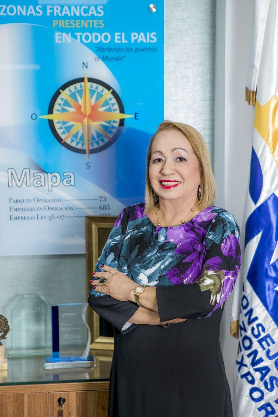 <p>Galardonada directora ejecutiva del CNZFE como&nbsp;&quot;Personaje Ilustre AZFA 2020&quot;&nbsp;</p>