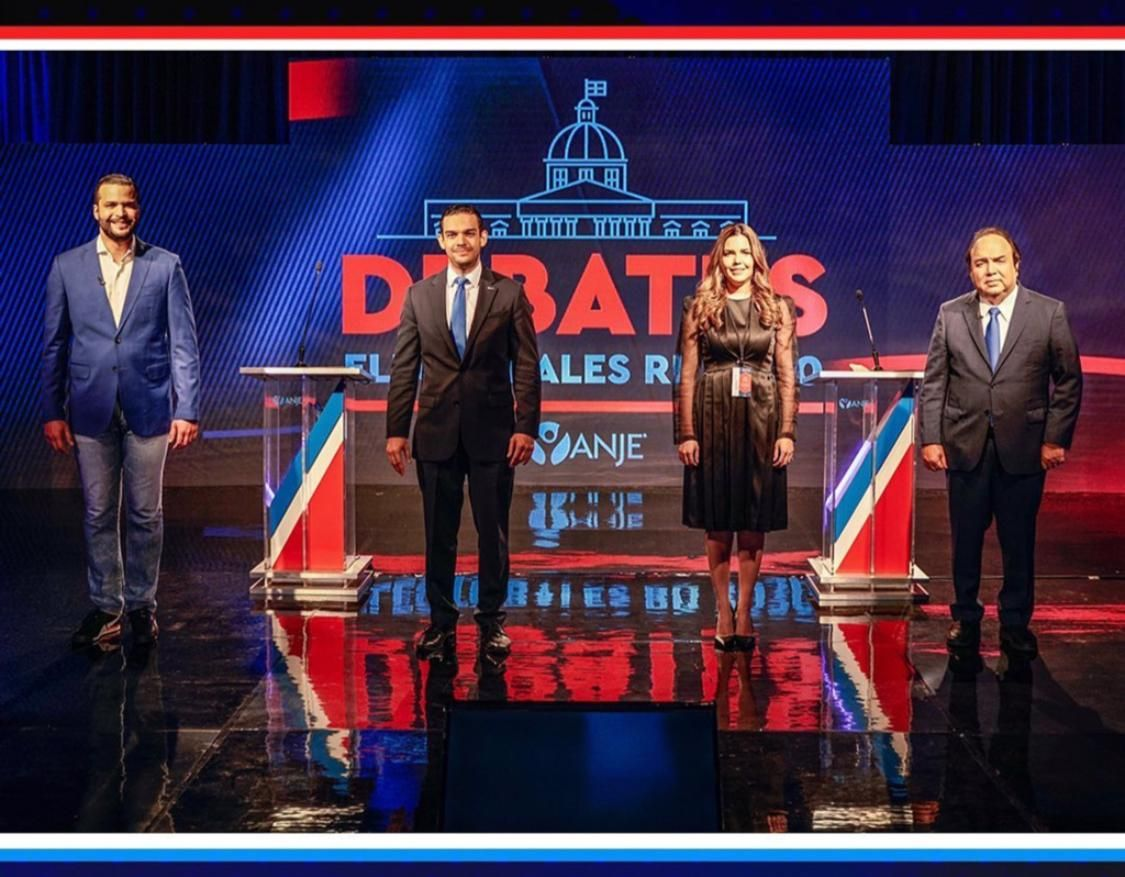 <p>ANJE celebra con &eacute;xito debate entre candidatos al senado del Distrito Nacional</p>
