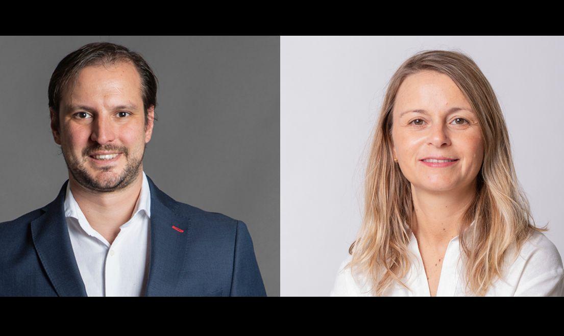 Carmen Gardier y Alejandro Domínguez liderarán el área Digital de LLYC
